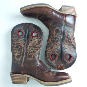 Ariat Boots Heritage Square Toe Men's 11 New